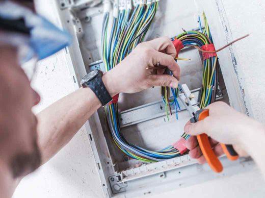 elektrotechnik - elektro weiss